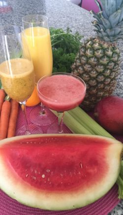 My favorite fruit therapy boosters